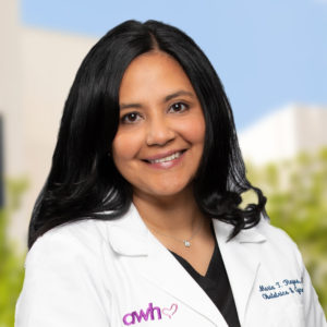 Dr. Maria Reyes, Advanced Women's Healthcare, Medical City Dallas