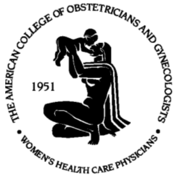 The American College of Obstetricians and Gynecologists - Women's Health Care Physicians Logo